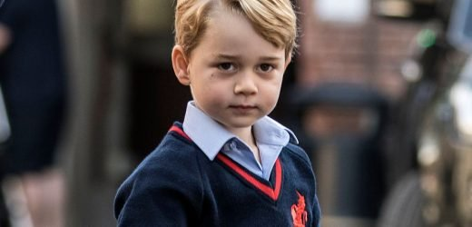 What Prince George is like at school – and his pals' adorable nickname for him