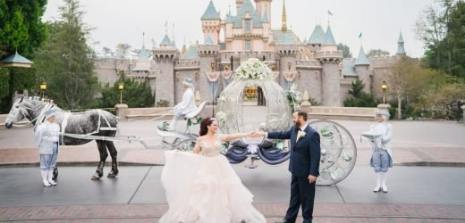 Castles, Crowns, and Carriages: Here's What You Didn't Know About Having Your Wedding at Disney