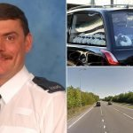 Police officer died in motorbike crash after hitting pheasant