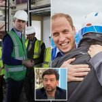 Prince William 'occasionally writes' to families helped on DIY SOS