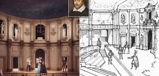 £24million Jacobean playhouse set for town with Shakespeare links