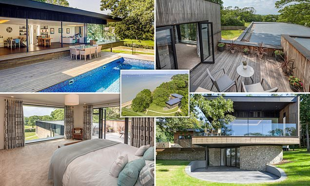 Grand Designs Modern House On The Isle Of Wight Has Price Cut By 1m