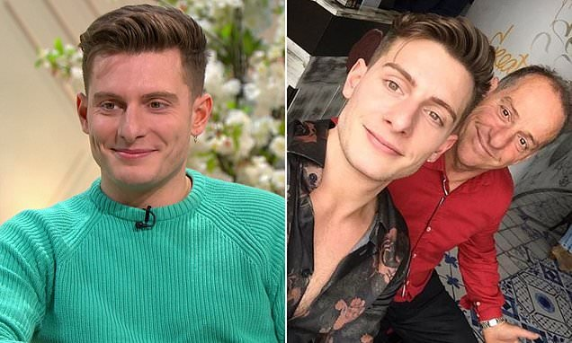 Gay YouTube star says it took a YEAR for dad to start loving him again