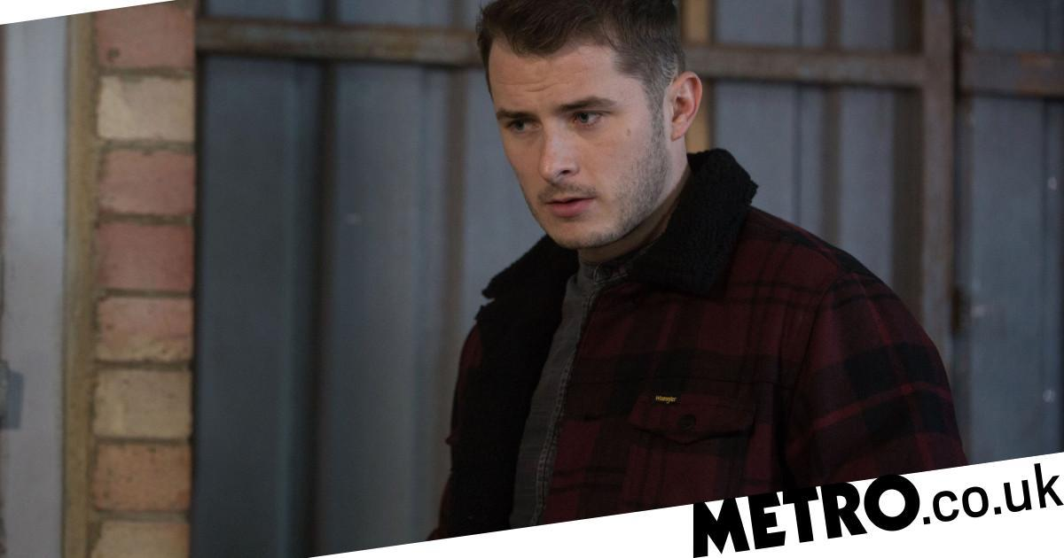 Who is EastEnders' new Ben Mitchell actor Max Bowden?