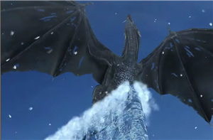 Snapchat's New 'Game of Thrones' Lens Is Here To Help You Channel Your Inner Ice Dragon