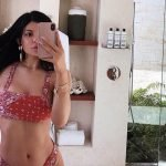 "Kylie Jenner's High-Cut Bandana Bikini Has Me Singing ""Old Town Road"" on Repeat"