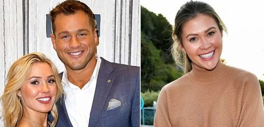 'One Big Weird Family!' Colton Underwood, Cassie and His Ex Exercise Together