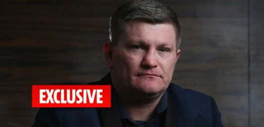 Ricky Hatton: Amir Khan has the speed and power to beat Terence Crawford and shock the world