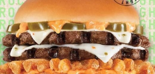 Carl's Jr Is Coming Out With A CDB Burger For 4/20
