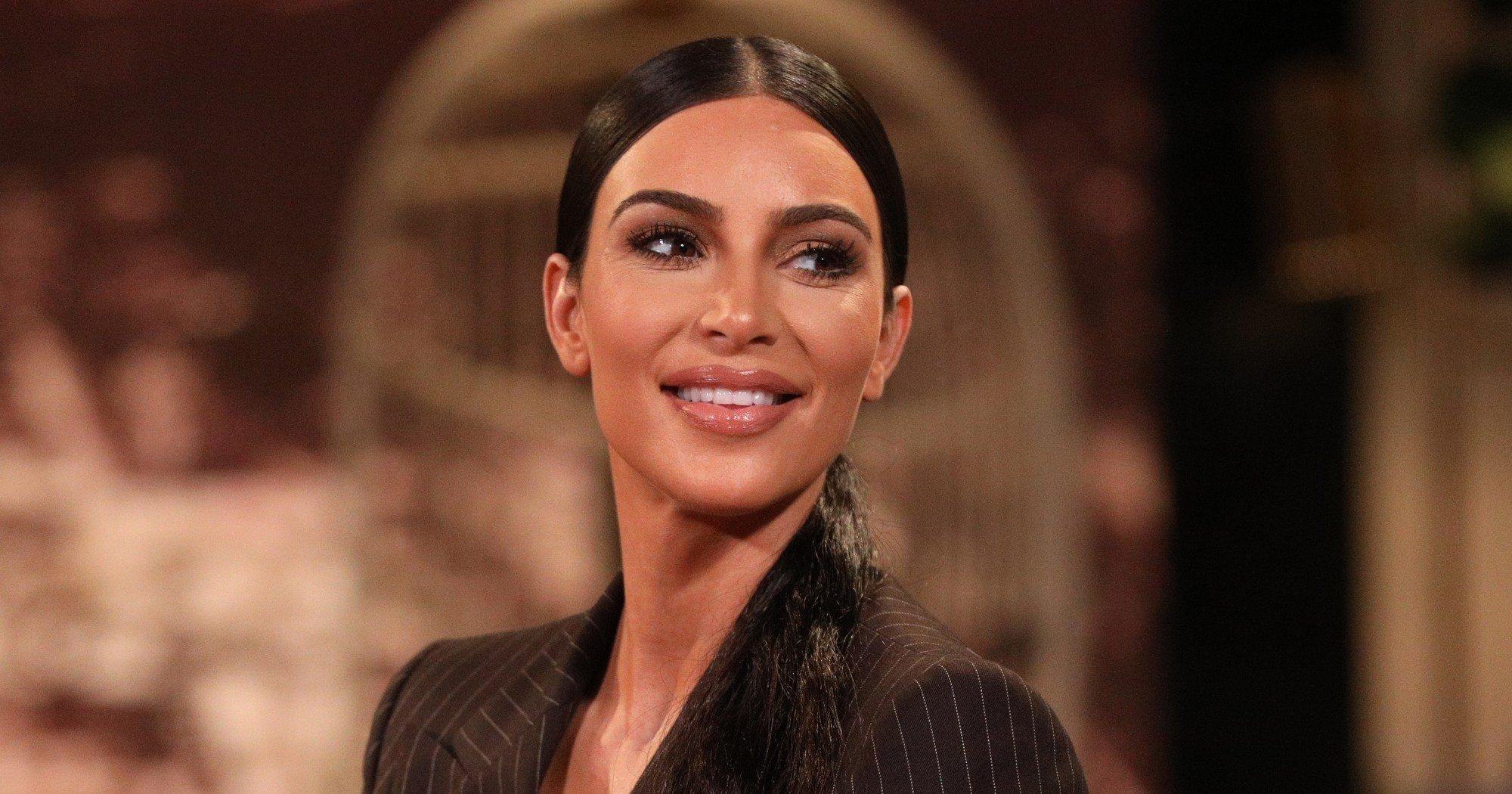 Breakfast Is Served! Kim Kardashian's Kids Prank Her With Gross Meal