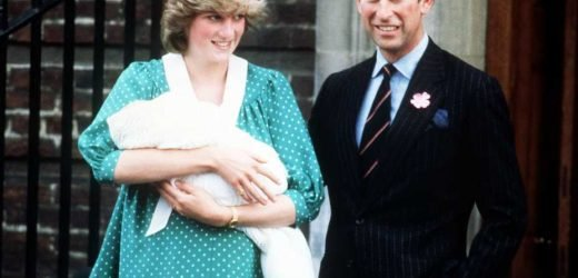 Princess Diana 'could barely put one foot in front of the other' during Lindo Wing photoshoot and 'burst into tears' when it was over
