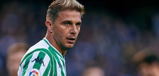 Real Betis star Joaquin has 'house burgled' wile playing in 3-2 derby defeat to Sevilla