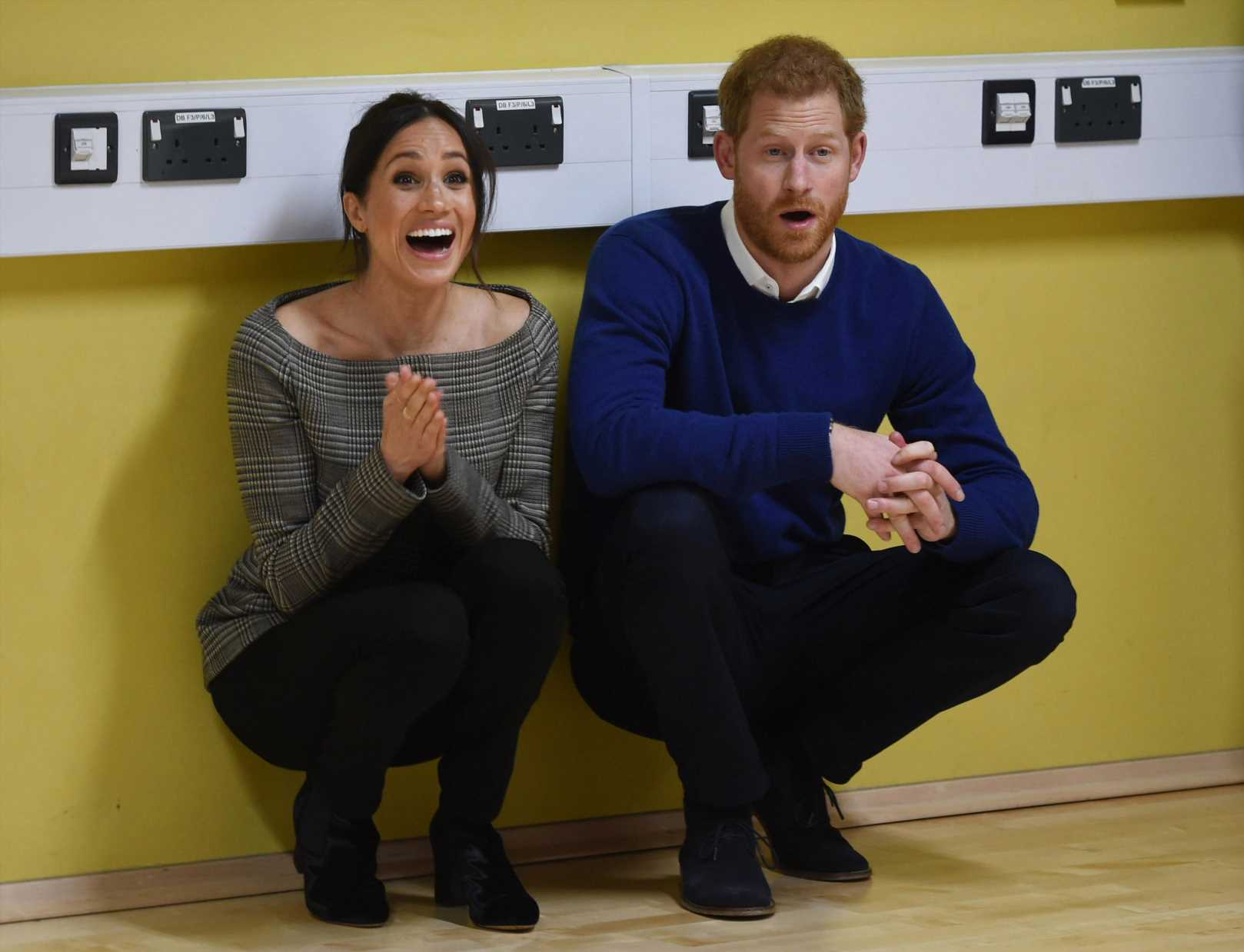 Meghan Markle and Prince Harry's 'rebel' Royal baby may struggle to follow protocol, astrologer claims