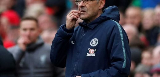 Sarri 'happy to be sacked by Chelsea' after miserable first season because he 'has no proper say in transfer market and fans have turned on him'