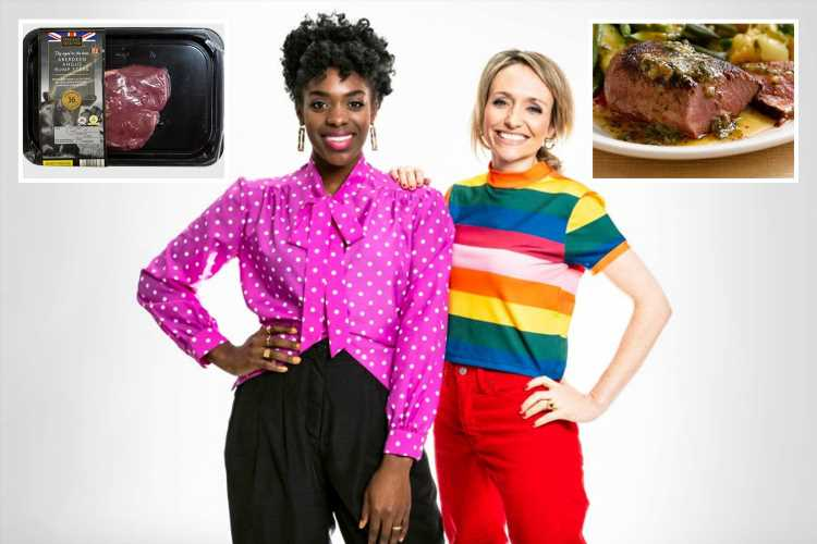 Aldi steak is pitted against M&S' prime rump on C4's Supershoppers – so which comes out on top?