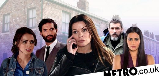 Coronation Street spoilers: Carla Connor's stalker revealed?
