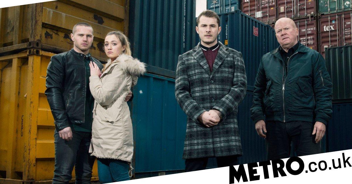 Louise dies in EastEnders horror kidnapping?