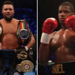 Daniel Dubois set to face unbeaten Joe Joyce in all-British heavyweight clash after pair agree terms