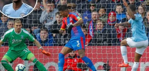 Crystal Palace 1-3 Man City LIVE SCORE: Latest updates from the Premier League game