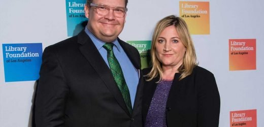 Conan Comedian Andy Richter and Wife Sarah Thyre Are Divorcing After 27 Years Together