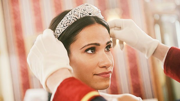 'Harry & Meghan: Becoming Royal' Teaser: Tiffany Smith Looks Identical To Meghan Markle