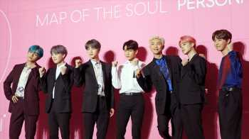 BTS Is Google's Most-Searched Boy Band So Far in 2019