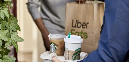 Here's How To Use Apple Pay On Uber Eats For Total Convenience While You're Ordering