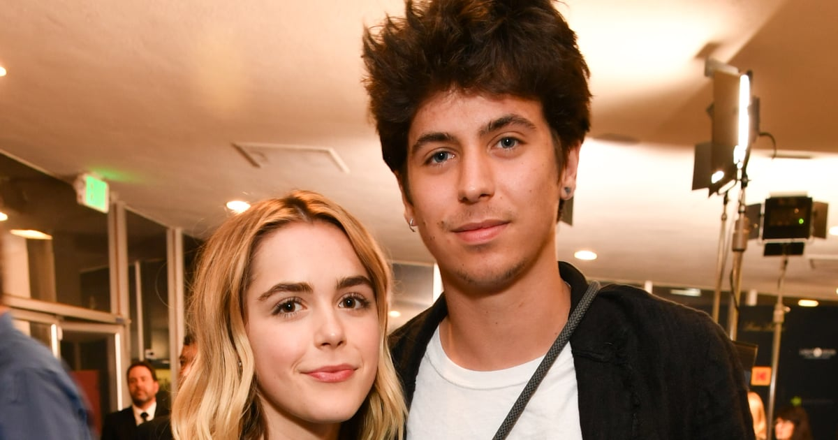 Kiernan Shipka Has a New Boyfriend, and No, It's Not Ross Lynch
