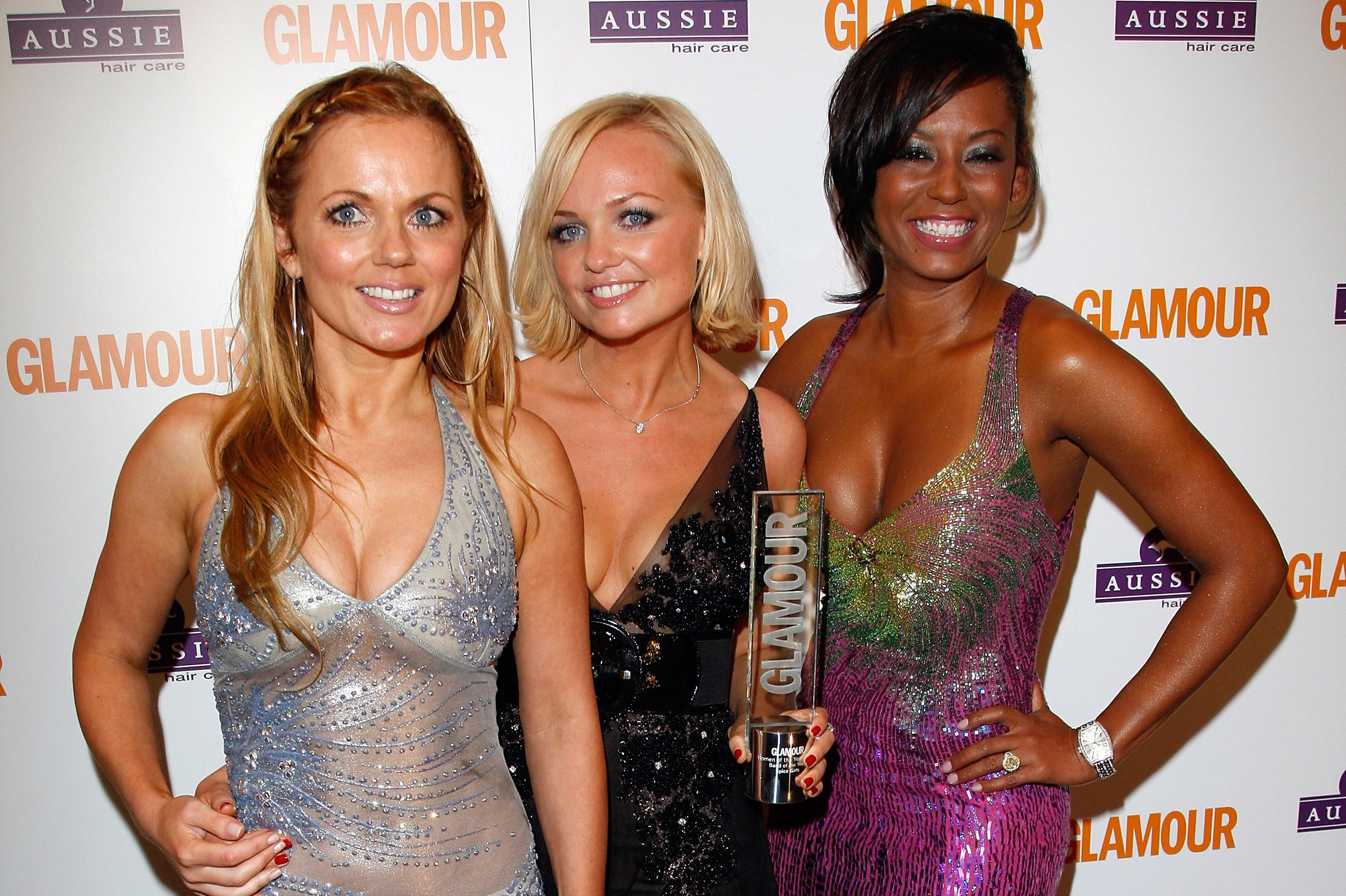 Emma Bunton on Mel B and Gerri Halliwell's rumored hook up: 'First I've heard of it'