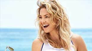 Kate Hudson, 39, Shows Off Abs & Reveals She's Almost At Her Goal Weight 6 Mos. After Giving Birth