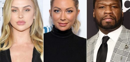 Stassi Schroeder Defends Lala Kent and Randall Emmett After 50 Cent Feud: 'I'm Grossed Out'