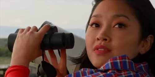 Lana Condor Has A Leopard Named After Her During Her Maasai Mara Safari Trip