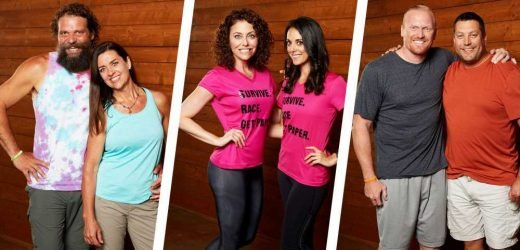 These 6 'Survivor' Contestants Are Trying to Win 'The Amazing Race'