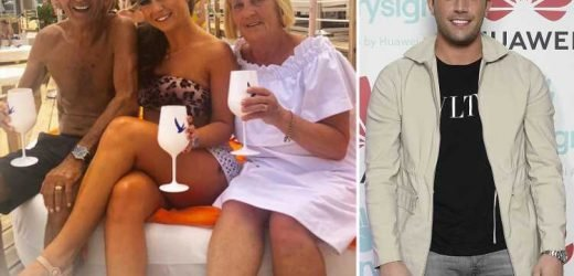 Dani Dyer's nan argues Jack Fincham wasn't an 'amazing guy' as she tells 'f***wit' fans to mind their own business
