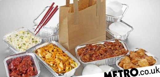 Chinese wins Britain's Favourite Takeaway and the nation is divided once again