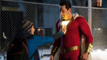 'Shazam!' Heads for Another Box Office Victory as 'Little' Looks Bigger Than 'Hellboy'