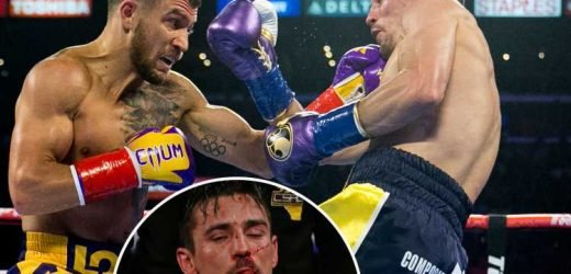 Crolla insists only major damage was to his pride after brutal Lomachenko defeat