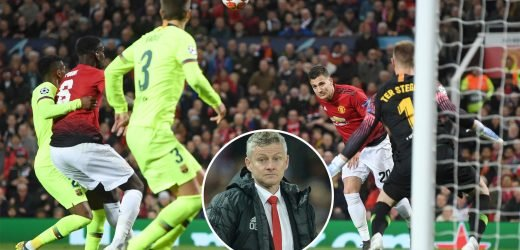 Solskjaer loses fourth match out of five and admits United needed more shots on target in Barca shut out