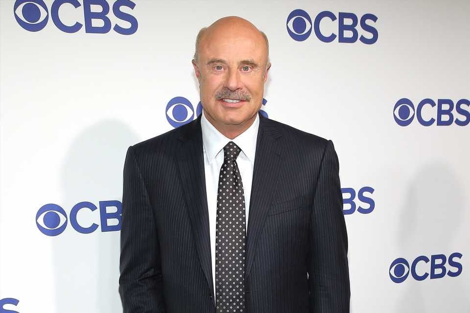 PEOPLE Now: Dr  Phil Has a Theory About the College