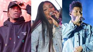 Travis Scott Links Up With SZA & The Weeknd For Powerful New Track Off 'GOT' Inspired Album