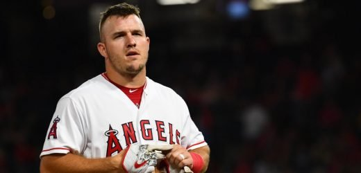 The best players in baseball are signing big extensions years before their contracts are up, and Mike Trout says it's because players want to 'stay away' from free agency