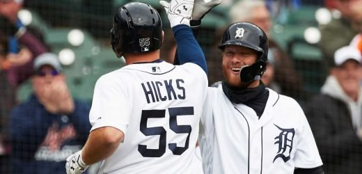 Dustin Peterson almost got 'decapitated' in minors. How it brought him to Detroit Tigers