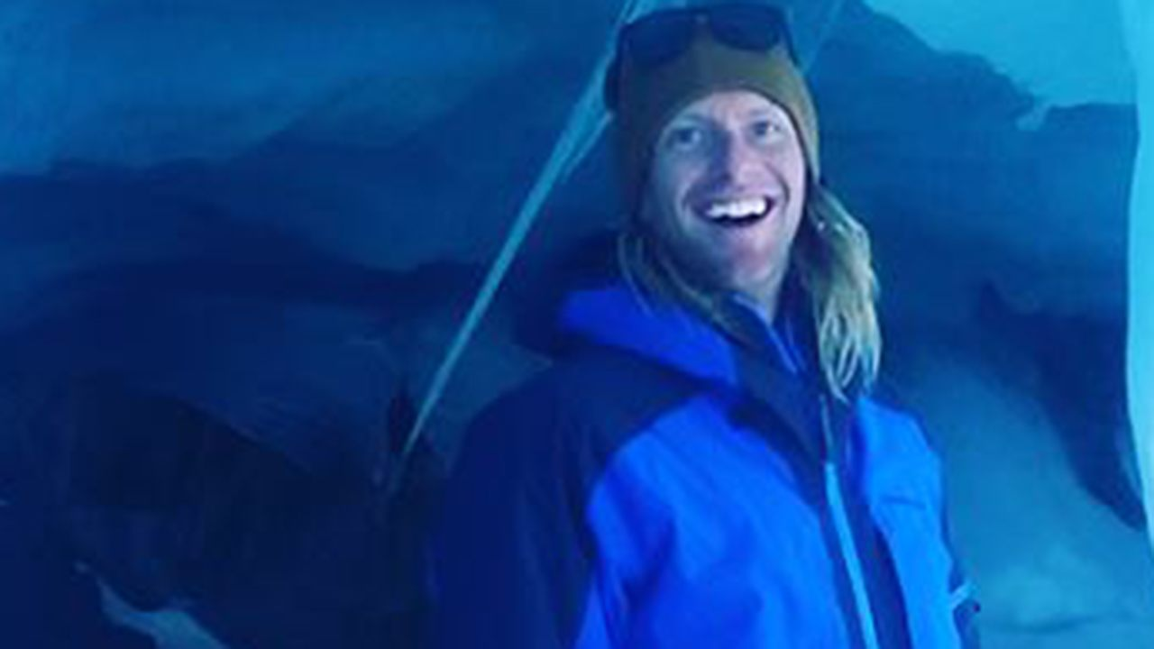 Professional freeskier Dave Treadway dies after falling about 100 feet into crevasse