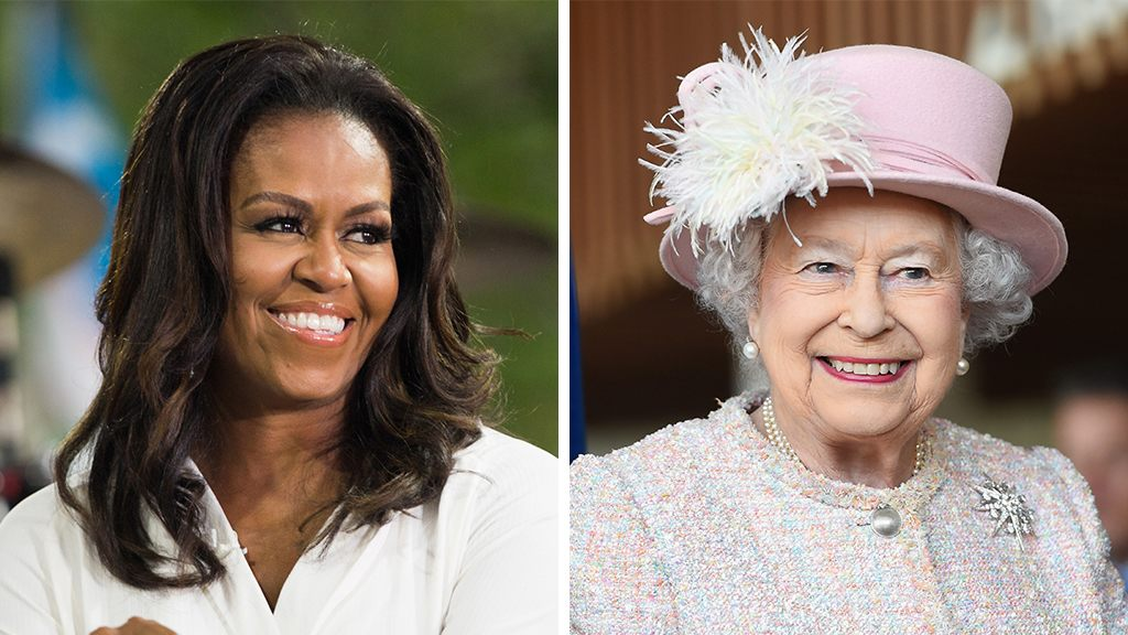 Michelle Obama recalls time she broke royal protocol with Queen Elizabeth