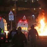 Journalist, 29, shot to death during riots in Northern Ireland