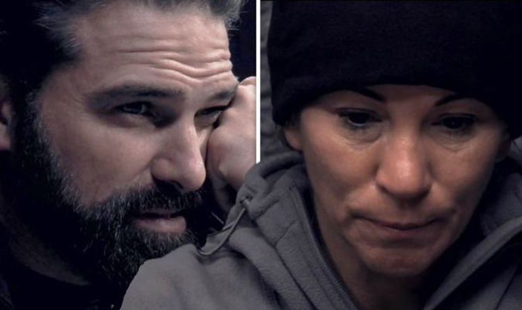 SAS Who Dares Wins: Andrea McLean breaks down in Ant Middleton interrogation