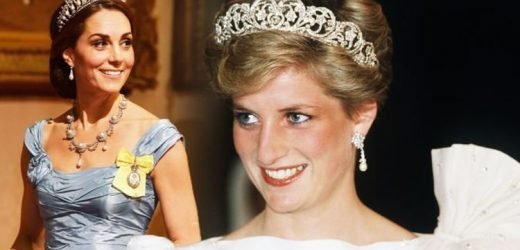 Why Kate Middleton is Duchess not Princess revealed – Princess Diana title broke tradition