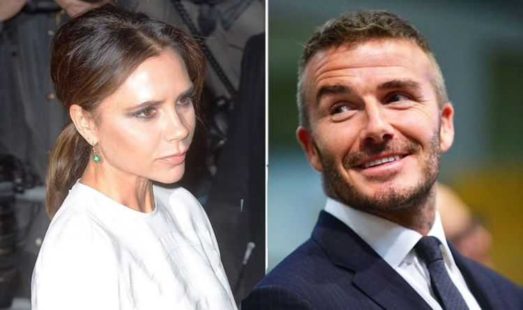 David Beckham teases wife Victoria about 'future' after 'transformation' is unveiled