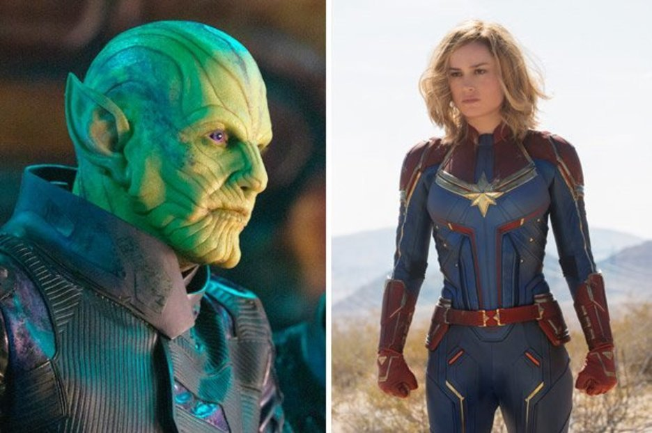 Captain Marvel detail could change Avengers: Endgame and ENTIRE Marvel Cinematic Universe