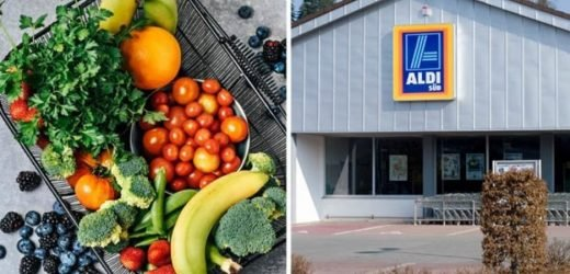 Aldi SLASHES vegetable prices 19p a bag ahead of Easter Bank Holiday weekend